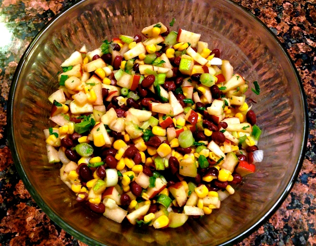 Bean Fruit Salad